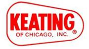 Keating logo